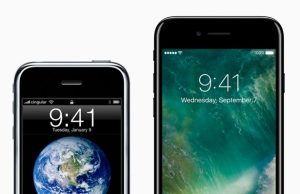 The History, Present and the Future of Apple iPhone