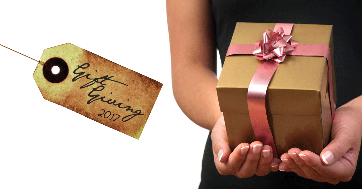 Gifting ideas for your loved ones 2017