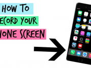 How To Record Your iPhone's Screen