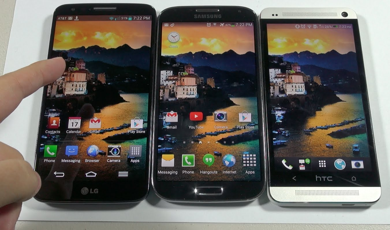 LCD vs AMOLED Displays. How to choose?