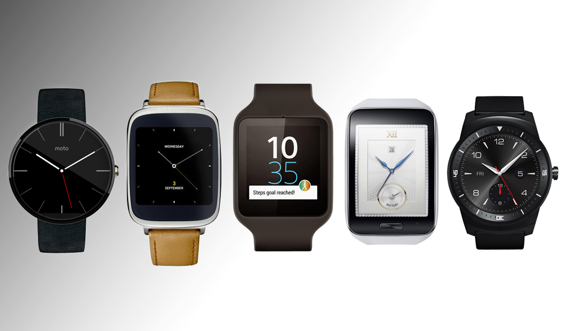 top 5 smart watch