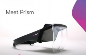 Mira Prism: An AR Headset for iPhones