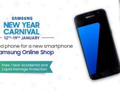 Samsung New Year Carnival