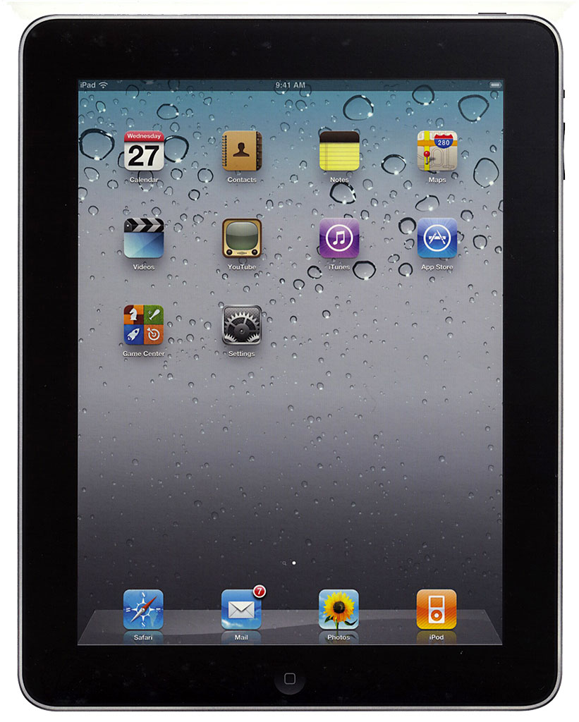 iPad 1 32GB wifi + Cellular