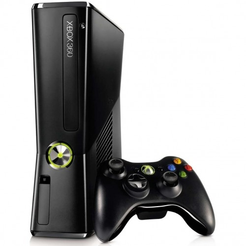 Xbox 360 Slim (360GB)