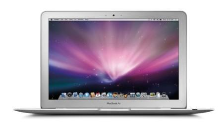 Macbook Air MB003, 1.6 GHz Core Duo, A1237